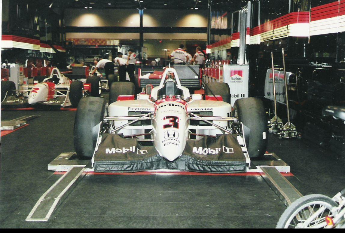 Marlboro Team Penske Penske Pc27b 99 Mercedes Drivers Al