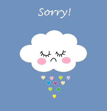 Sorry... By Antonella Varisco