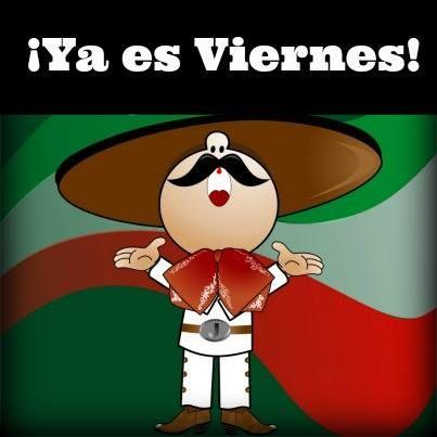 Ya es #Viernes! #Citas #Frases @Candidman #Candidman #Charro #Mexico   Viva  mexico, Mexico, Spanish posters