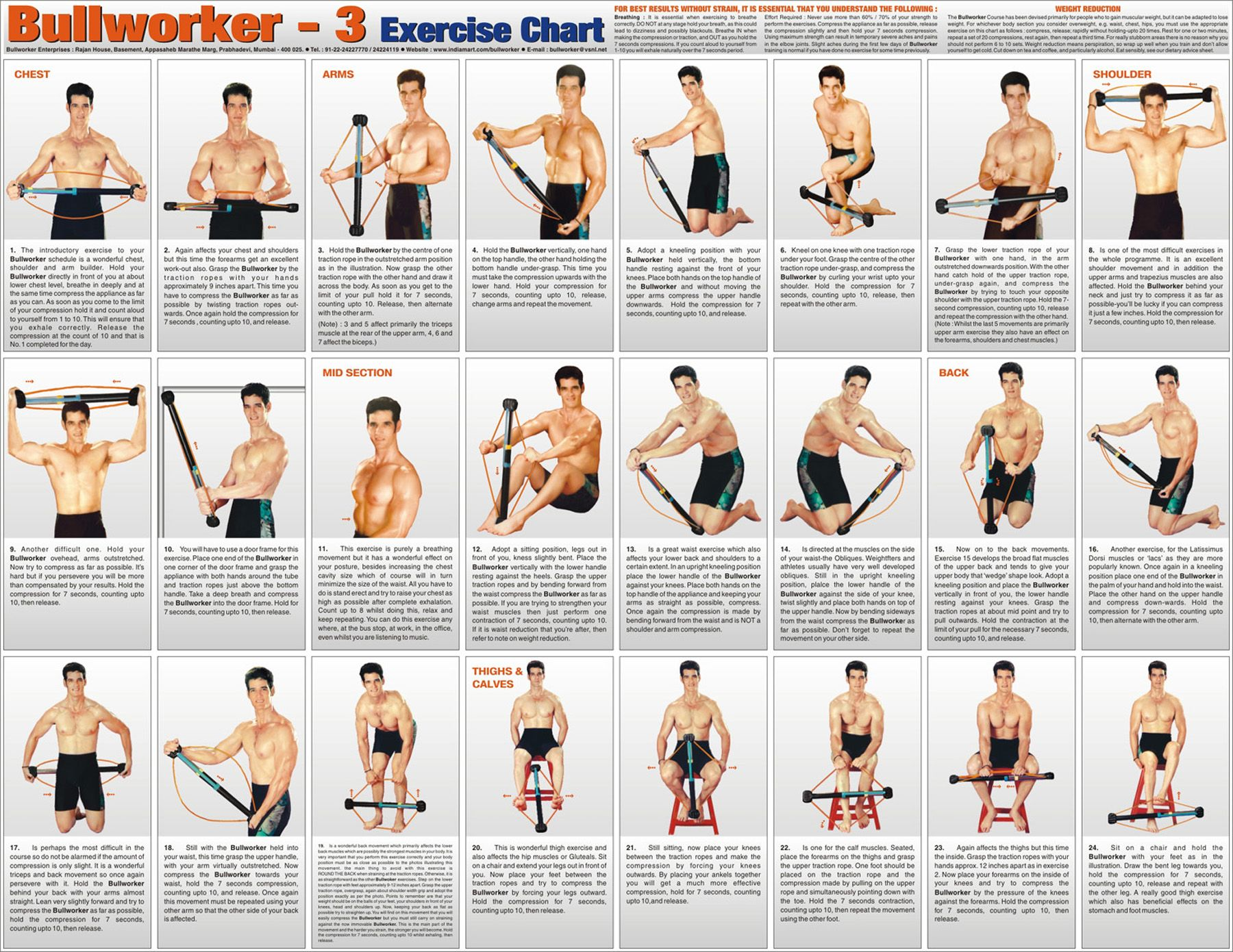 Bullworker | bullworker | Pinterest | Exercises and Workout