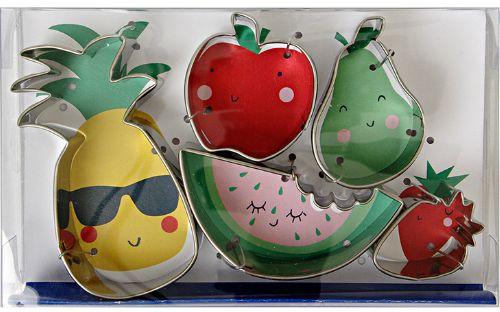 Meri Meri Fruit Cookie Cutters 5 Pieces