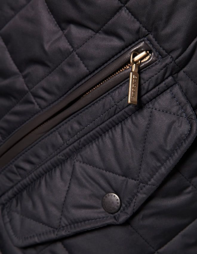 Barbour Chelsea Sports Quilted Jacket Mens Jackets Pinterest