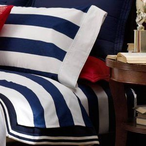 Ralph Lauren Navy Bedding Amazon Com Ralph Lauren University