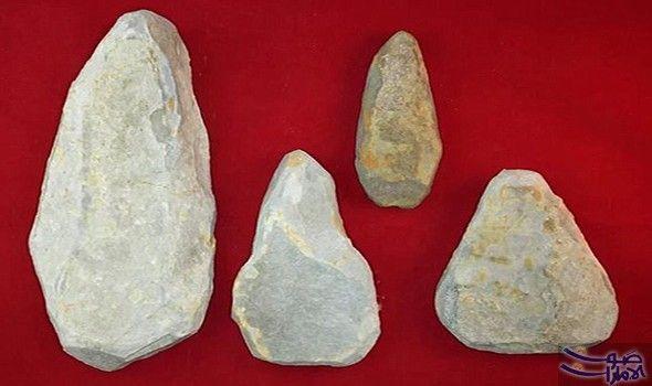 اكتشاف أدوات حجرية غامضة من العصر البرونزي في ويلز Bronze Age