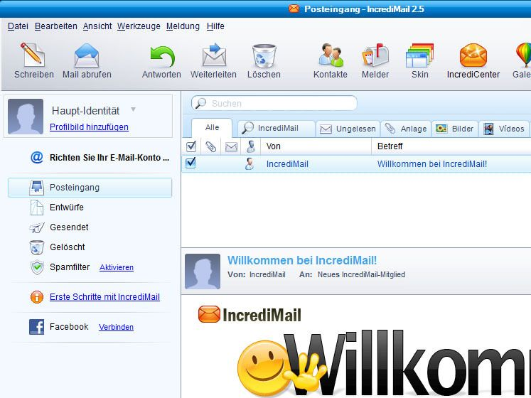 Customer Support for IncrediMail Influential Solutions800