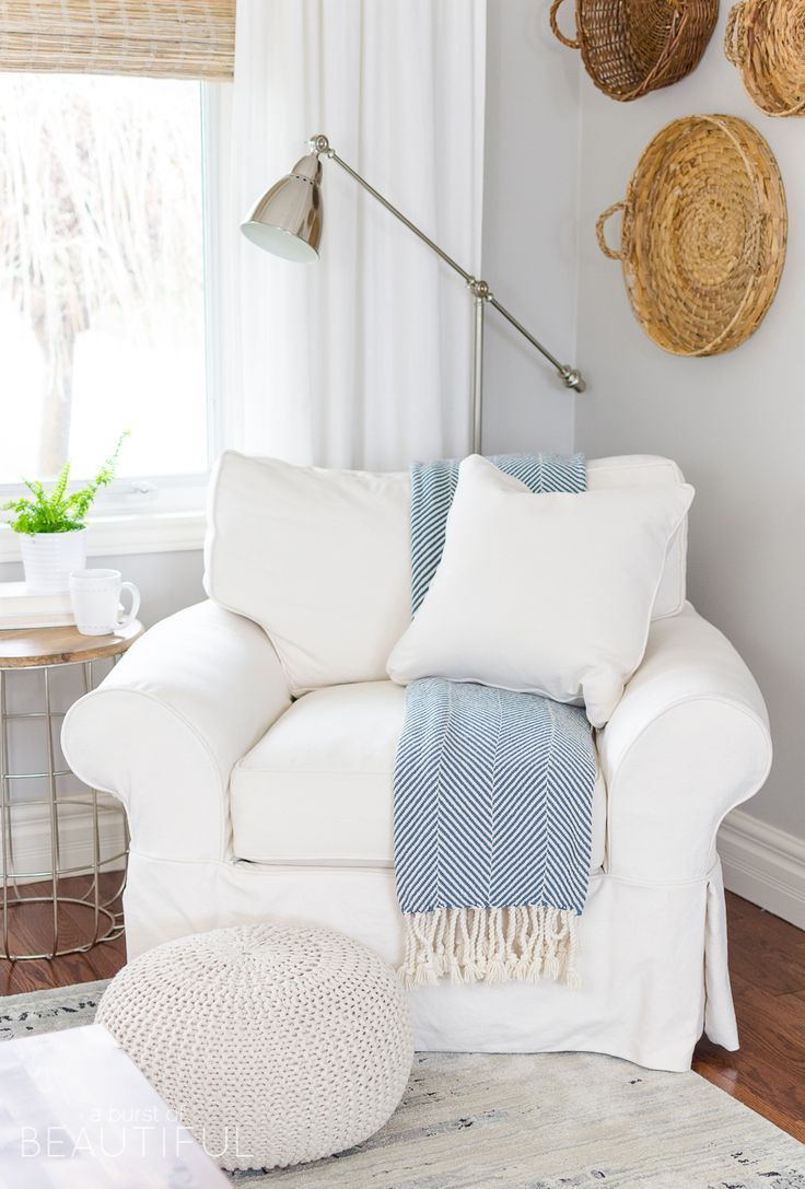 Blue is My Favorite Neutral | Neutral, Living rooms and Room