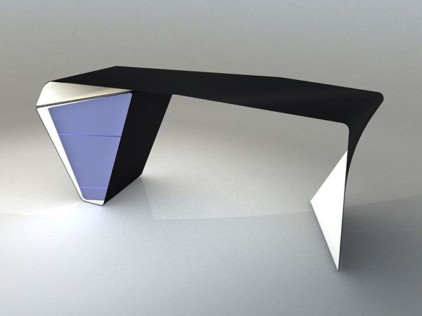The D-Line Exhibition desk is on sale for $15,000 and will be an edition of 10.