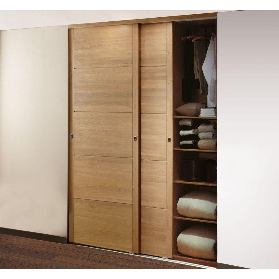 Résultat De Recherche Dimages Pour Porte Placard Bois Chambre - Porte placard coulissante de plus porte de bois
