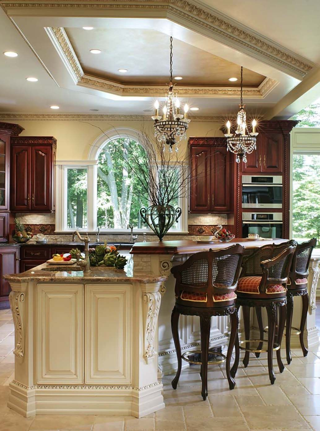 30 Brilliant kitchen island ideas that make