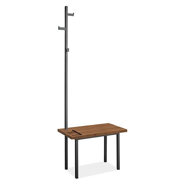 office coat rack. Baltic Bench Coat Rack - Modern Racks \u0026 Wall Hooks Office Furniture