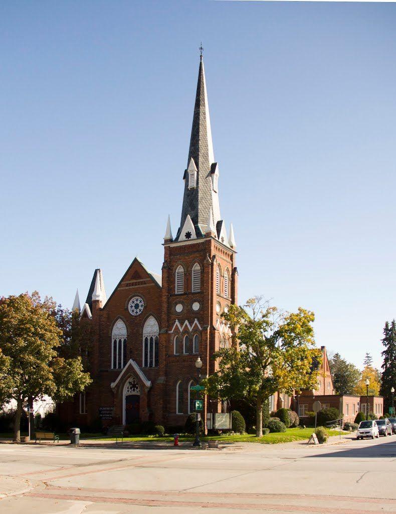Knox Presbyterian Church, Oakville, Ontario Oakville