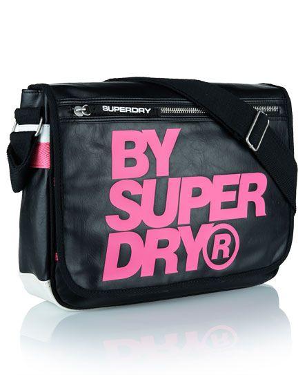Superdry Frat Record -laukku