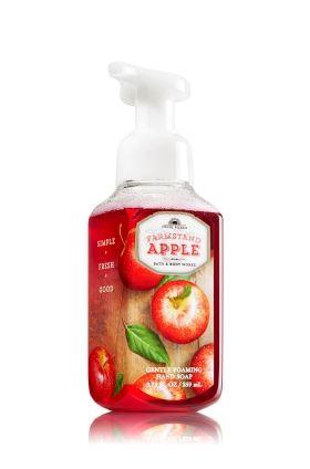 Farmstand Apple Gentle Foaming Hand Soap Bath Body Works