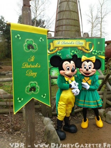 St patrick 39 s day me and niall go to disney world for st - Disney st patricks day images ...