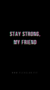 Motivational Fitness Iphone Backgrounds Stay Strong My
