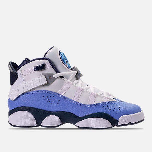 1c0ce21334b996 Nike Girls  Grade School Jordan 6 Rings (3.5y-9.5y) Basketball Shoes