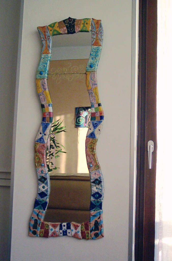 Specchio cm.40x120 (di Forgiatore di Elementi)