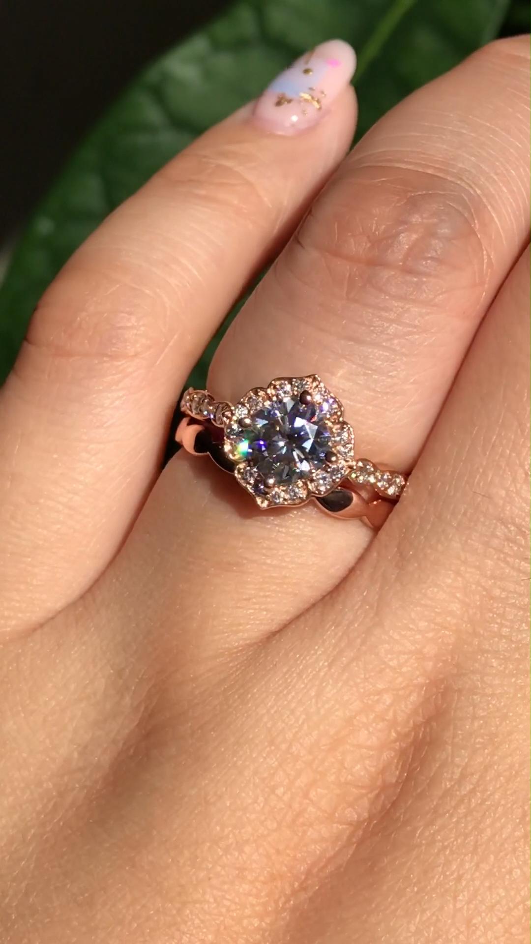 oval wedding rings on sale now. ovalweddingrings Bridal