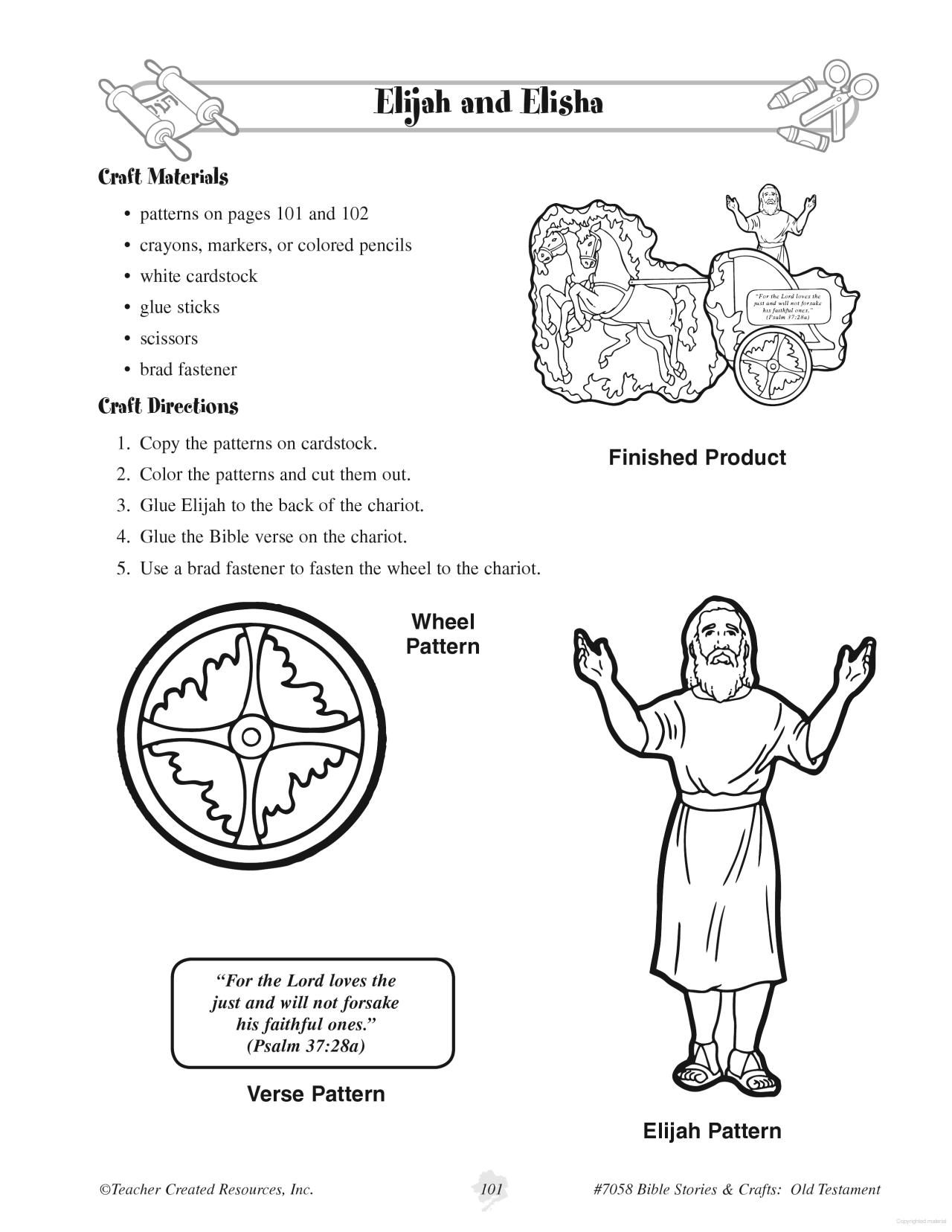 Bible Stories Amp Crafts Old Testament