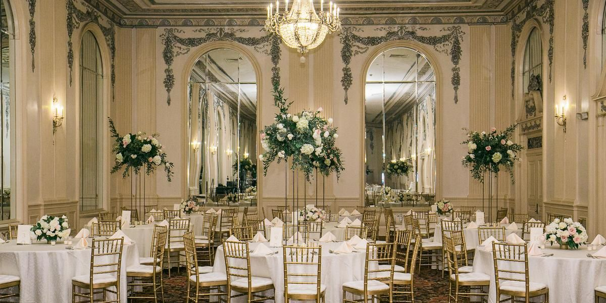 The Historic Read House Weddings Price Out And Compare Wedding