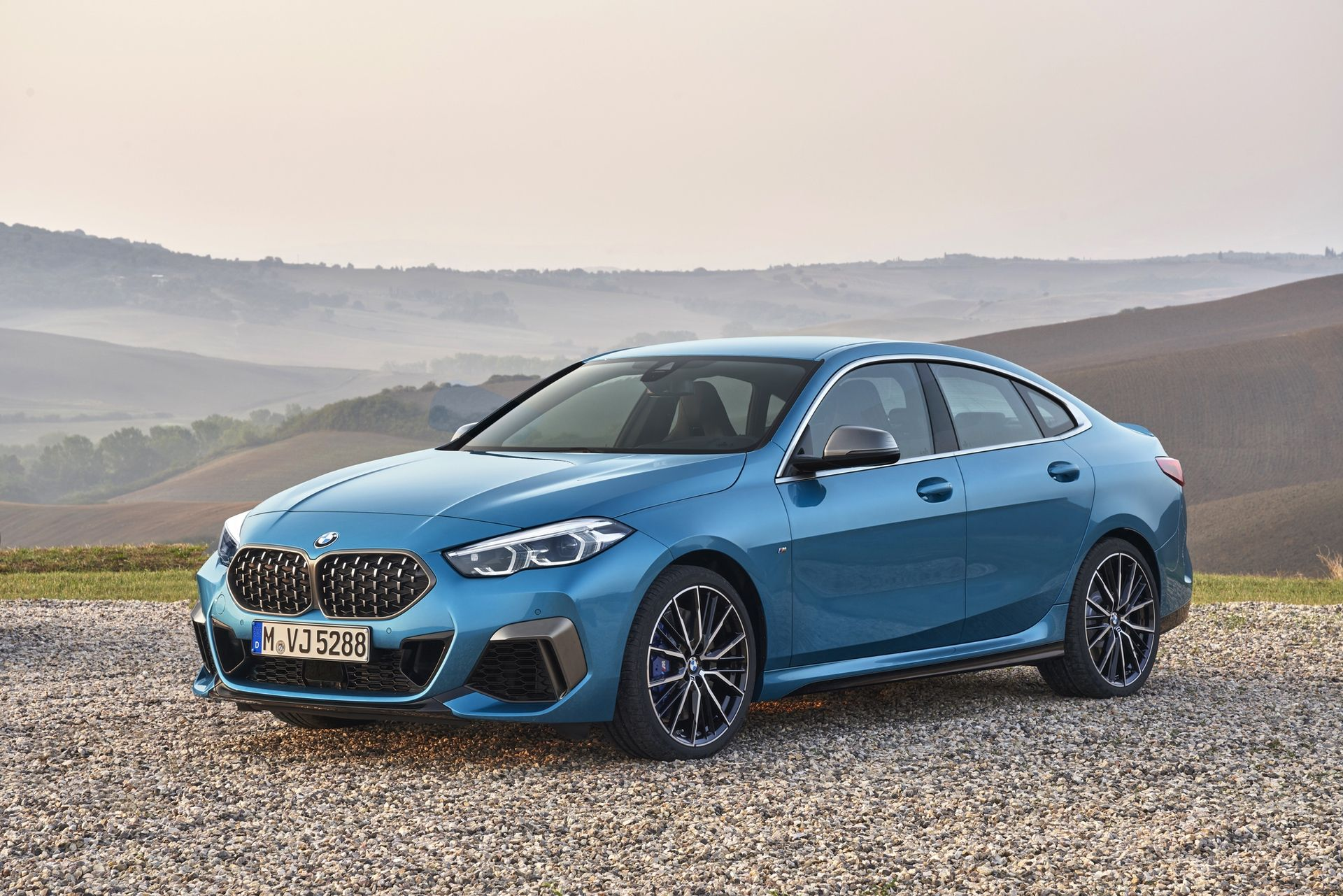 Bmw 2 Series Gran Coupe Is The Most Beautiful Car Of The Year