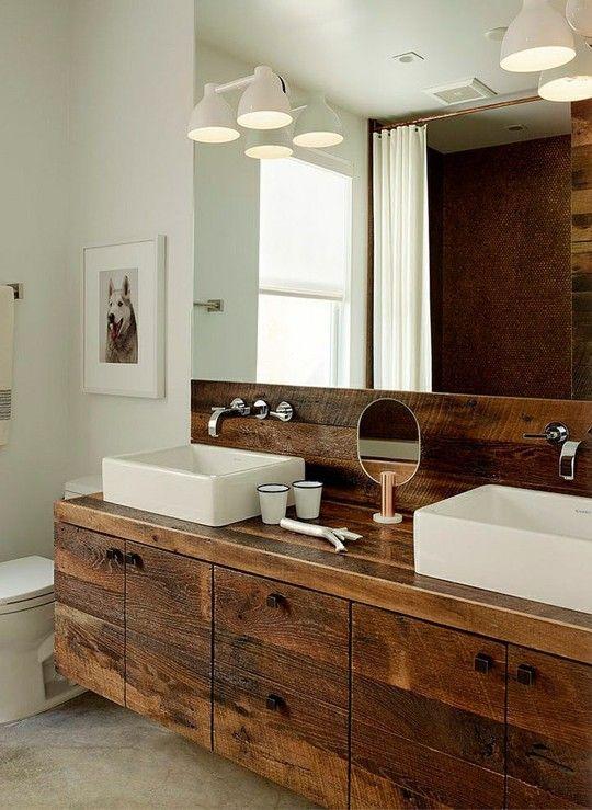 muebles de baño | a medida | madera | barcelona | ebanisteria ... - Muebles De Bano A Medida Barcelona