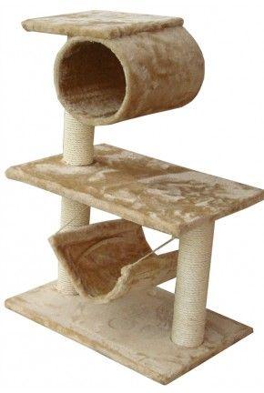 Bobo Hamaklı Kedi Tırmalama Tahtası 35x41x61 | Kedi, Kedi evi, Hayvan  hakları
