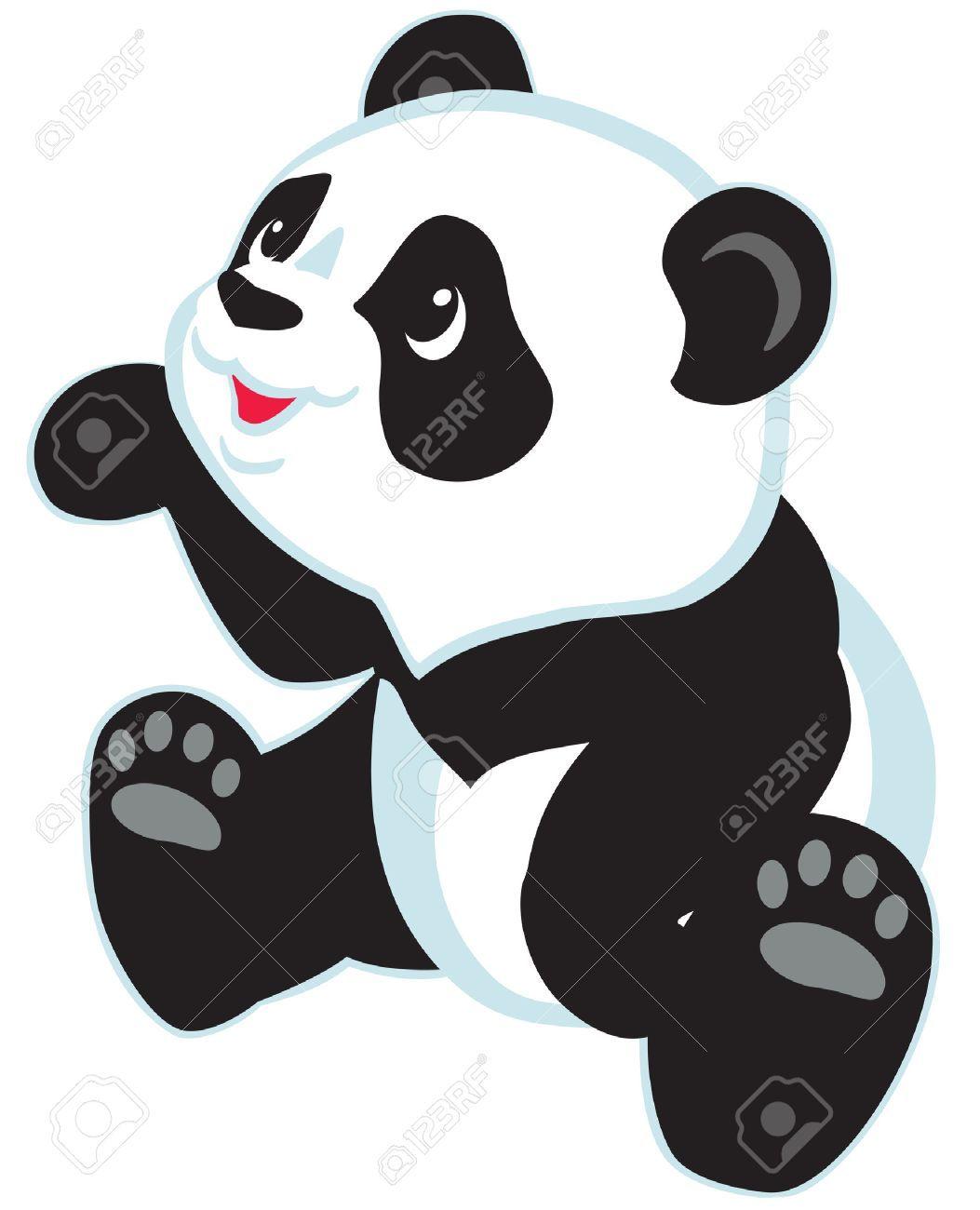 Resultado De Imagen Para Pandas Animados Pandas Animados