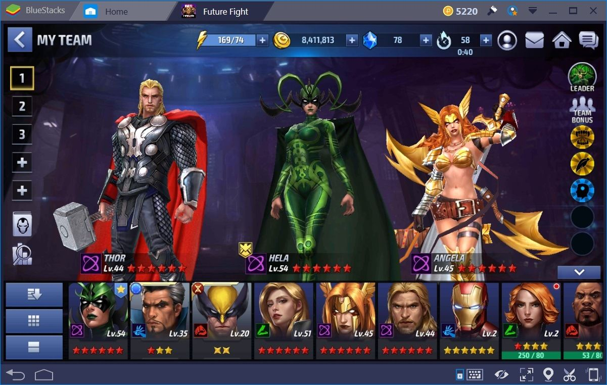 Download marvel future fight for android