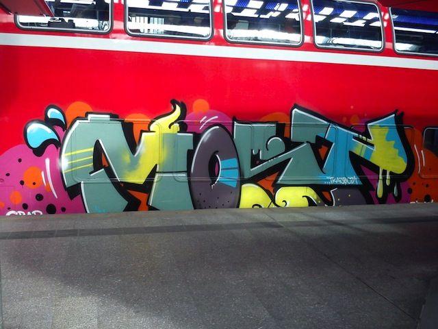 graffiti typo