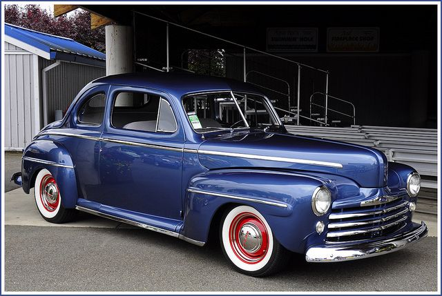 1948 Ford Coupe Ford Classic Cars Coupe Car Ford