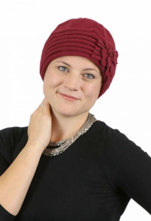 Lauren Wool Beanie Hat by Parkhurst Hats. Cancer Headwear chemo caps for  women  cancerhats 1c649d3cb9b