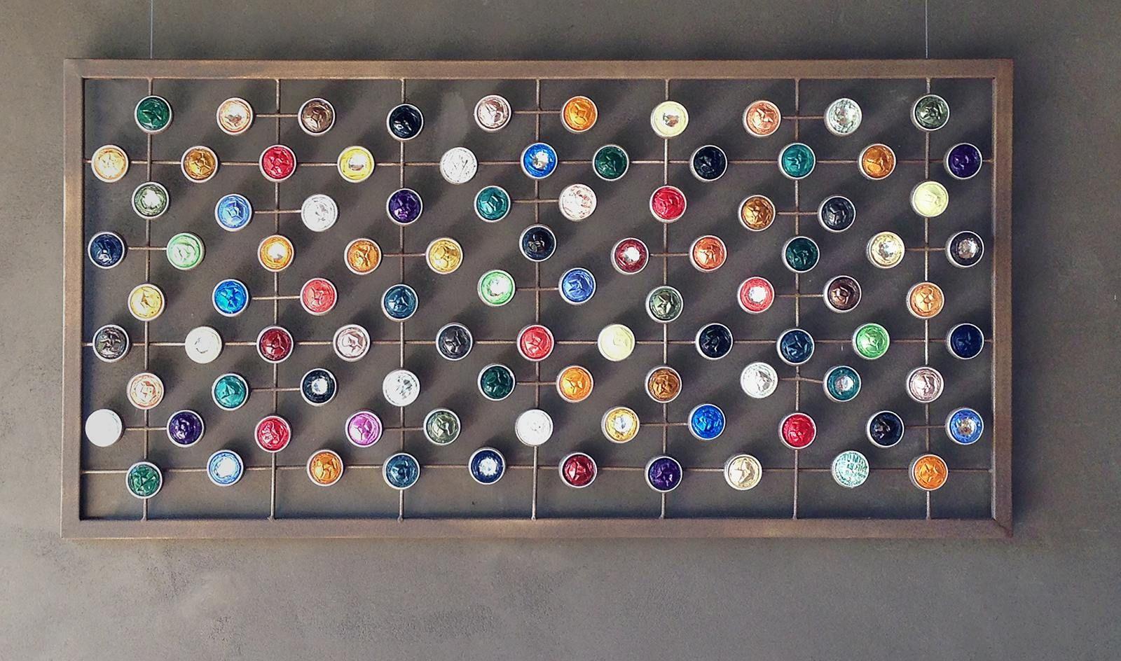 Purposeful And Creative Recycling Using Nespresso Coffee Pods By Evelyn Jacob Nespresso Cosas Recetas
