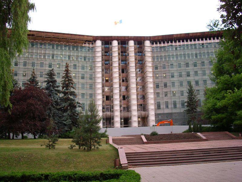 Cotroceni-Palace::in Chisinau , the capital of Moldova