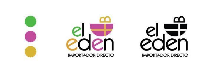 Diseño de logotipo para El Eden