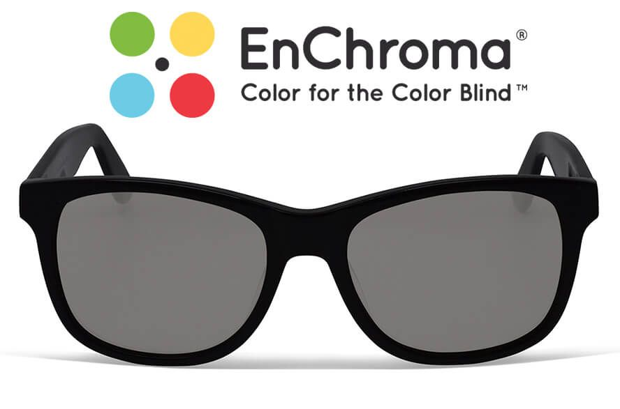 1af35352865 EnChroma  Restores color sight in people with color blindness. I have mild  Red-green color blindness so I would like to give these a whirl.