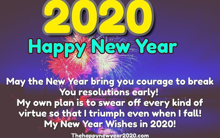 Cool and Funny New Year status 2020 for WhatsApp | Happy ...