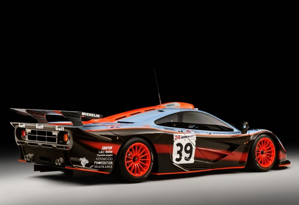 McLaren F1 GTR Longtail (25R) '1997 //// SPEED in 2020