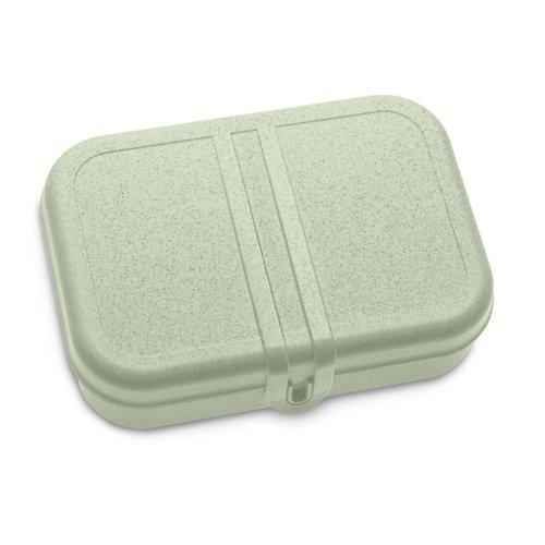 Pascal L Storage Box Koziol Organic Colour Green Plastic Food