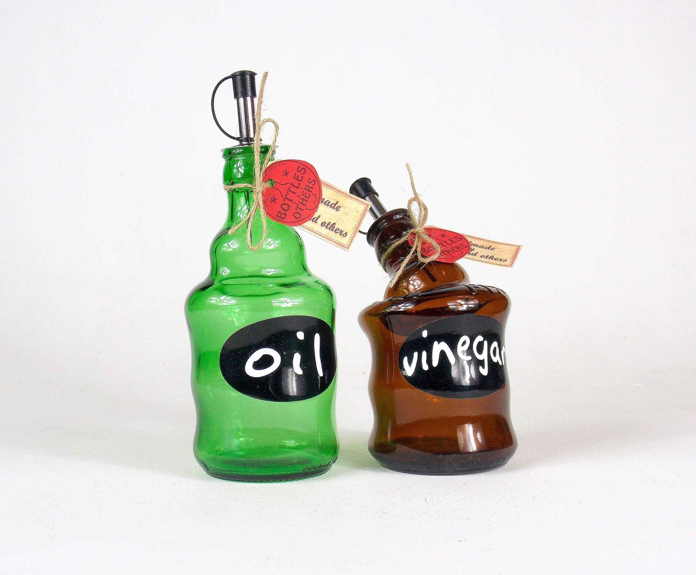 oil and vinegar set oil and vinegar bottles oil and vinegar cruets vinegar decanter bottle oil on kitchen organization oil and vinegar id=86465