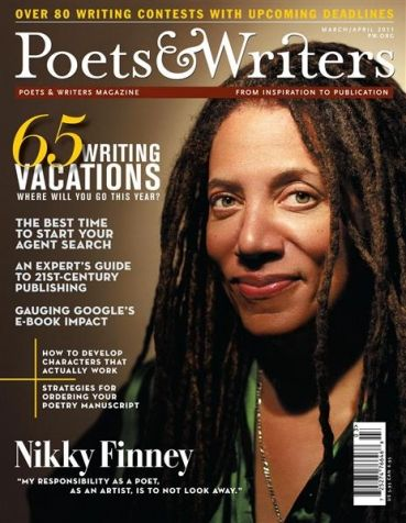 Cultural Front: Images of Black Writers in Mainstream Publications