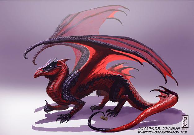 Dragonpool Dragon