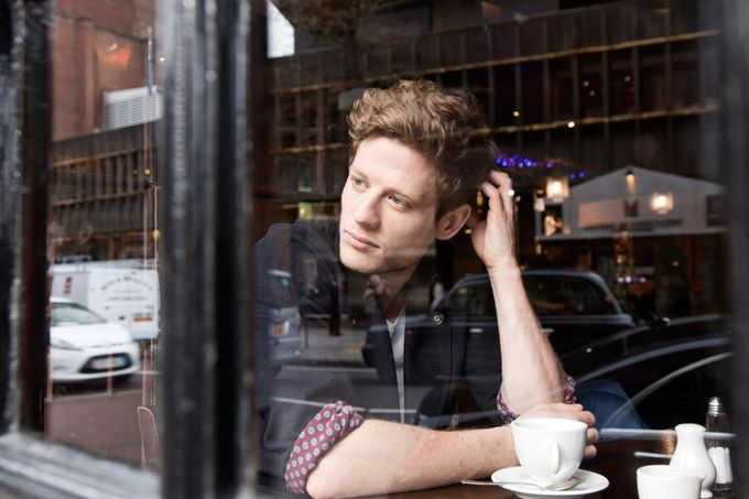 James Norton is breathtaking
