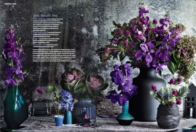 Vanessa Colyer Tay Styling - Flowers