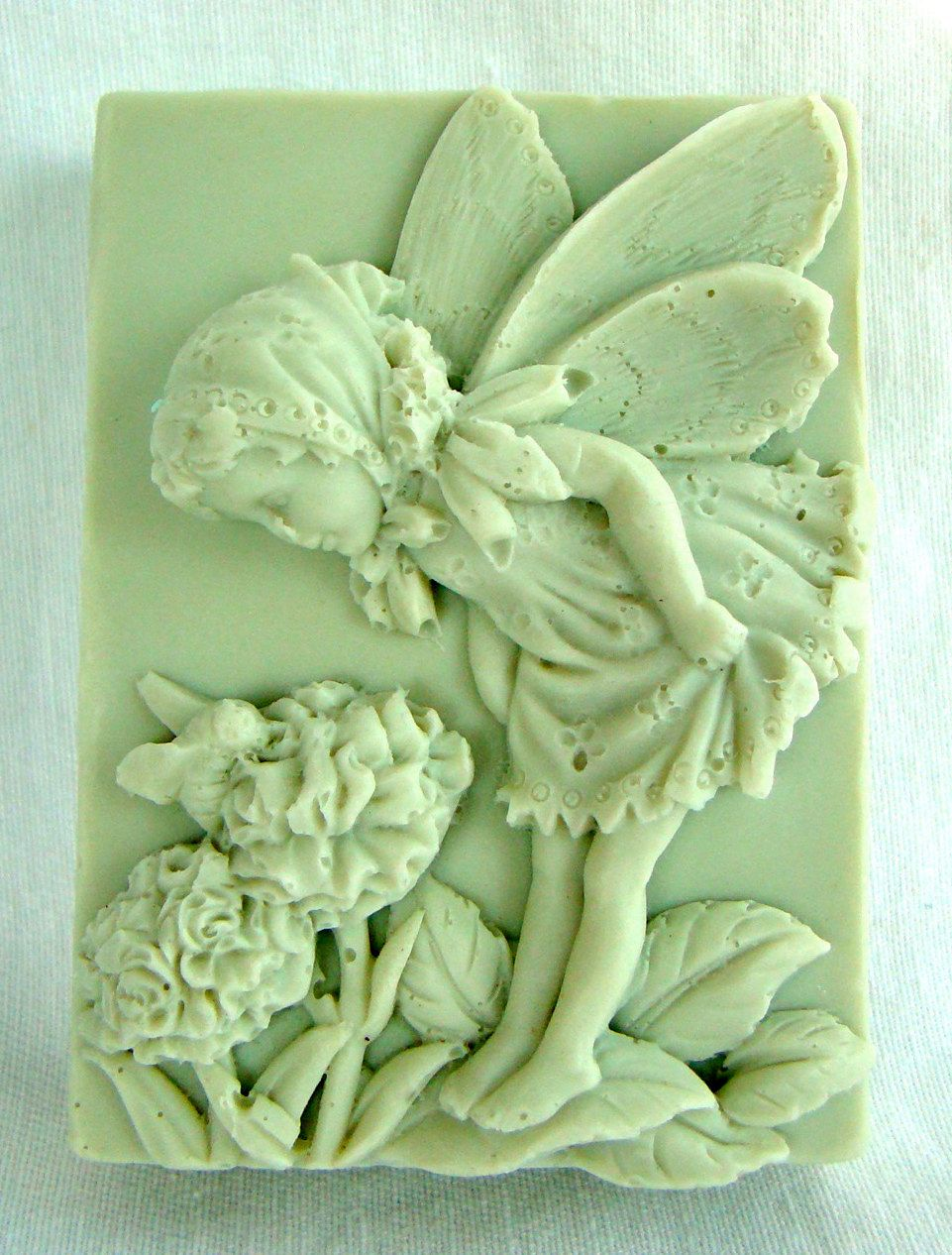 Handmade honeysuckle natural goats milk soap got to have have to
