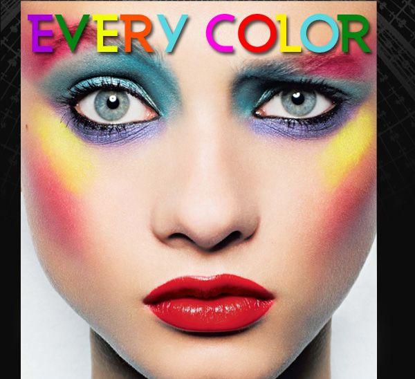 Colorama make up
