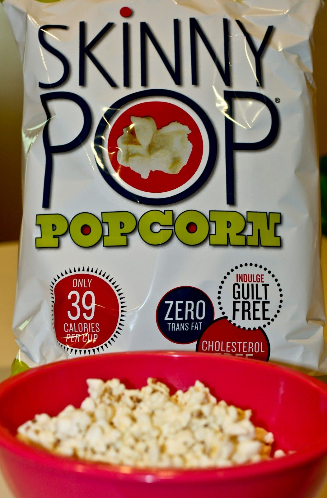 Ok we just found this great skinny pop popcorn at Costco