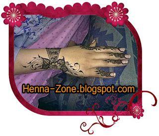 صور نقش حناء Henna Tattoo Henna Blog