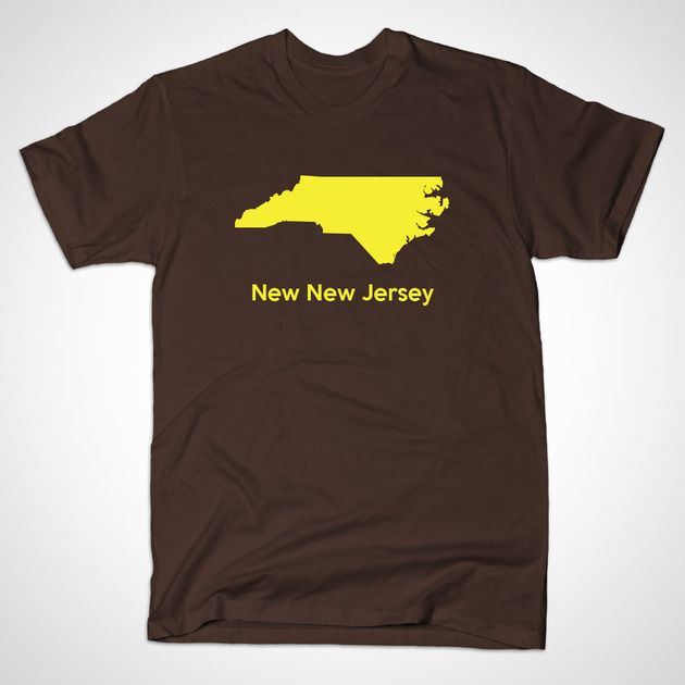 North Carolina is being invaded. Welcome New Jersey!
