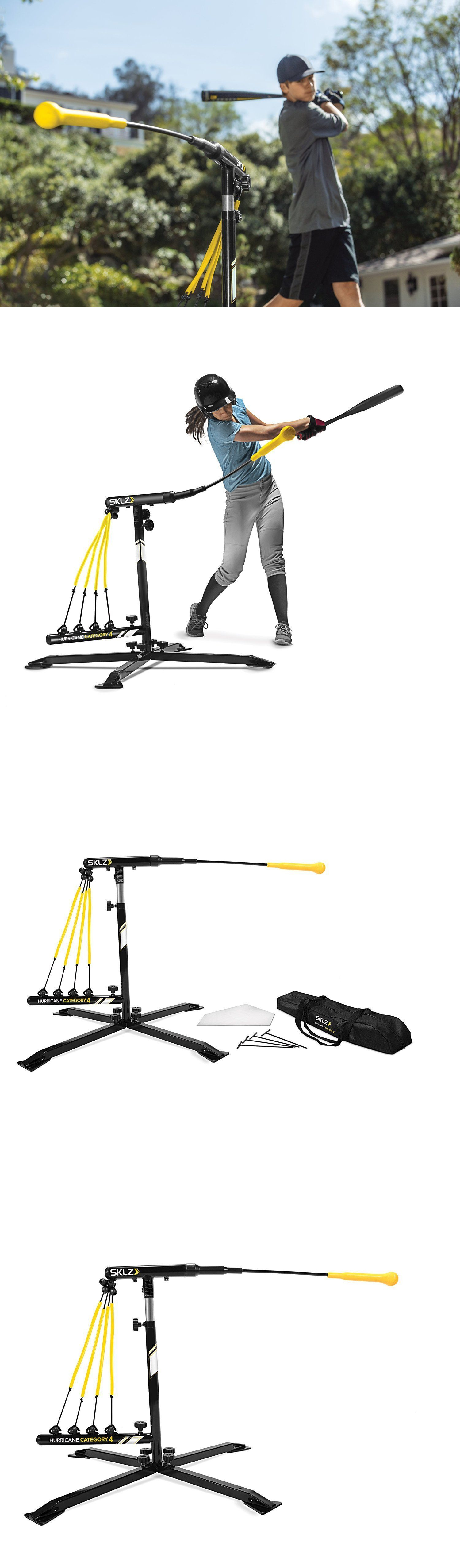 other baseball training aids 181332 swing away baseball trainer